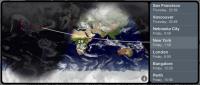 Time Map Widget