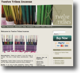 Twelve Tribes Incense Website